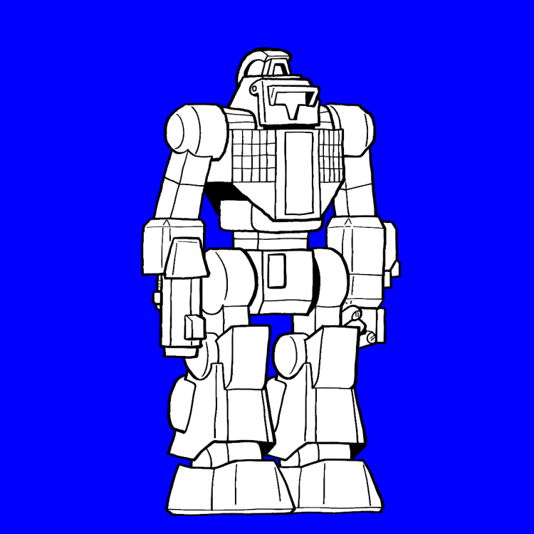 CNA-15 Century mecha from GearHead.