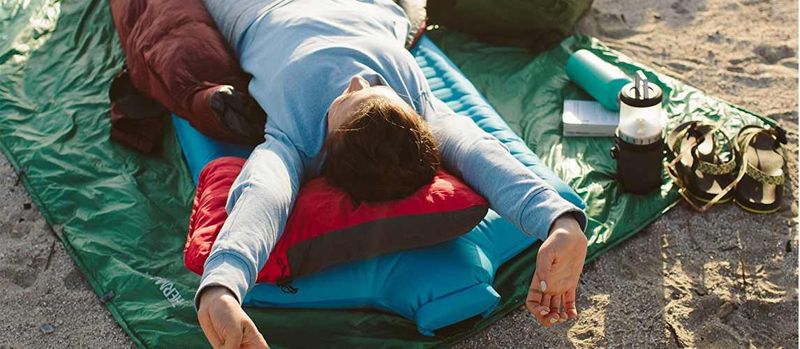 best camping pillows buying guide
