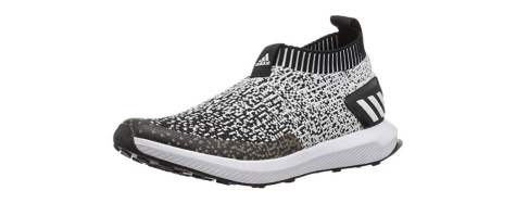 Adidas Kids' RapidaRun Laceless Knit Running Shoe