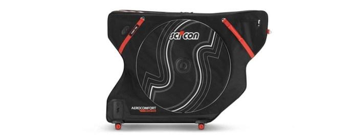 sci con aerocomfort 3.0 tsa bike travel bag