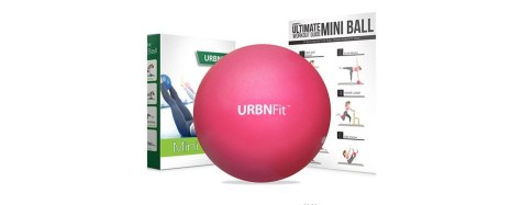 urbnfit mini pilates style stability ball - Gymmangesh