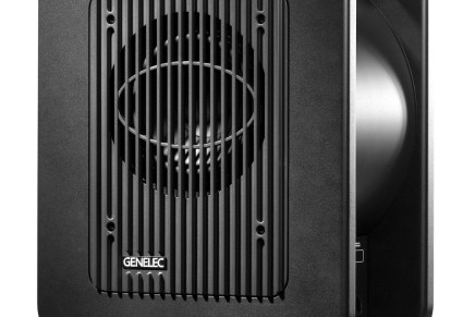Genelec Now Shipping 7040A  Ultra Compact Subwoofer