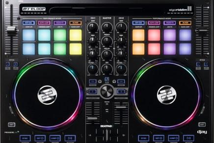 Reloop announces BeatPad 2 DJ controller