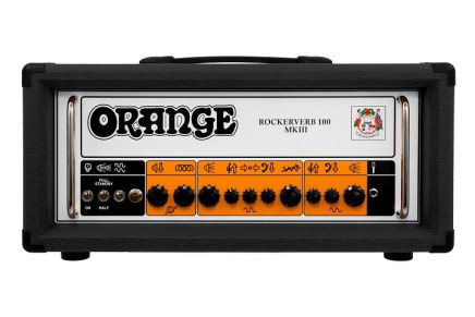 Orange Amplification introduces new Rockerverb MKIII series