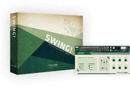 ProjectSAM release Swing!