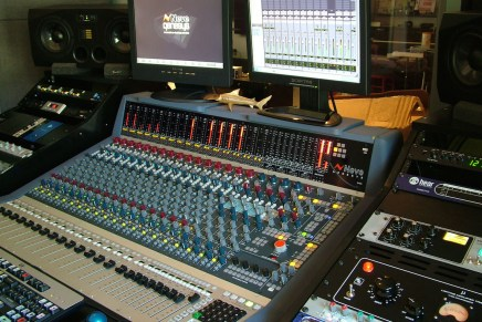A Legendary Neve Genesys Console Begins a New Life at Japanski Studio in Athens