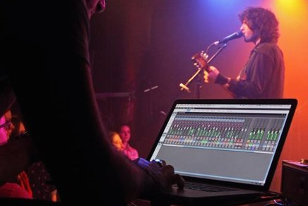 Allen & Heath compact system on tour with King Charles
