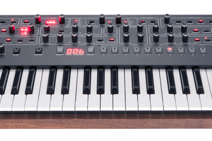 Dave Smith Instruments Begins Shipping Prophet-6 Synthesizer