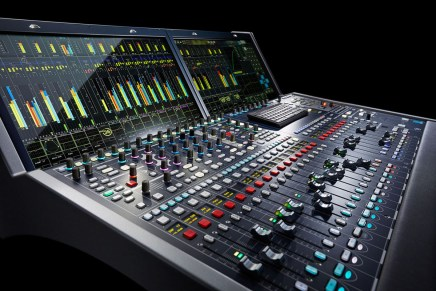Lawo Chooses to Integrate Waves MultiRack SoundGrid