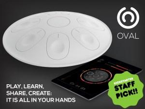 Oval Kickstarter