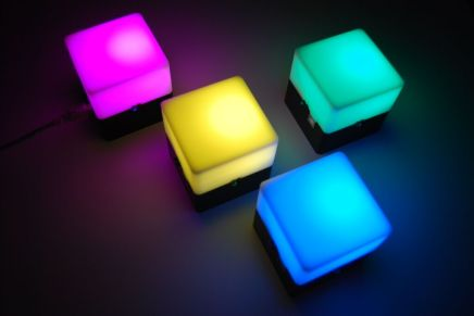 Percussa releases Wireless AudioCubes PRO