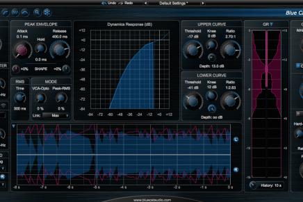Blue Cat Audio Releases Blue Cat's Dynamics 4.0