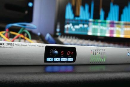 PreSonus Unveils Next-Generation DigiMax DP88 Preamp/Converter