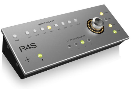 Antelope Audio announces the R4S Remote Control for Satori