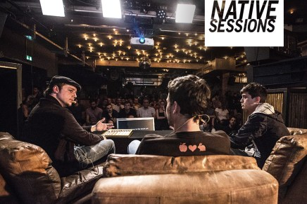Native Instruments announces global Native Sessions events