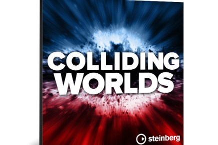 Colliding Worlds new Content for Steinberg's Groove Agent Virtual Drummer