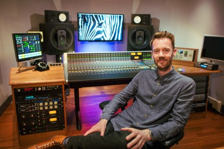 Wez Clarke Chooses SSL AWS 948 For Refurbished London Studio