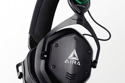 Roland and V-MODA Release M-100 AIRA Headphones