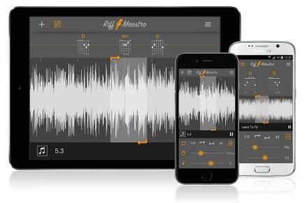 IK Multimedia unveils Riff Maestro