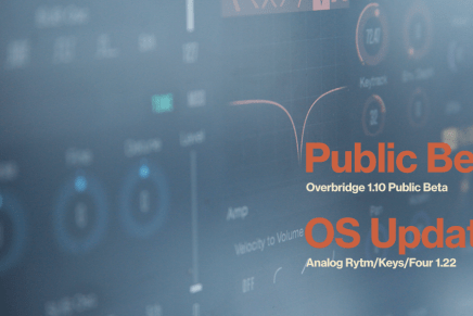 Elektron announces major Overbridge and machine OS updates