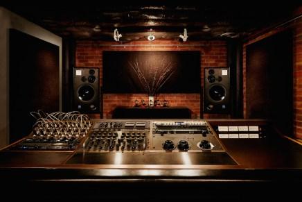 IK Multimedia announces Lurssen Mastering Console
