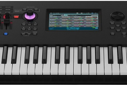 Yamaha announces Montage Synthesizer