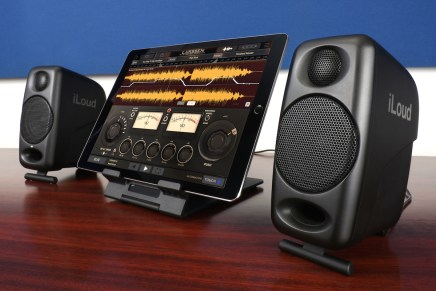 IK Multimedia debuts iLoud Micro Monitor