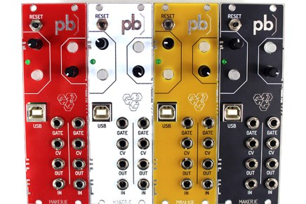 Maker.ie announces Patchblocks for Eurorack