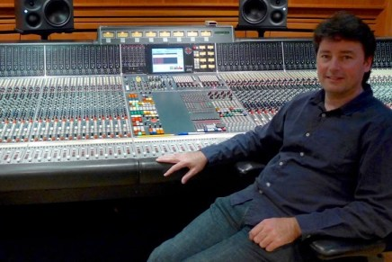 Engineer Kevin Madigan trusts Neumann monitors with Crosby, Stills and Nash on the road and in the studio
