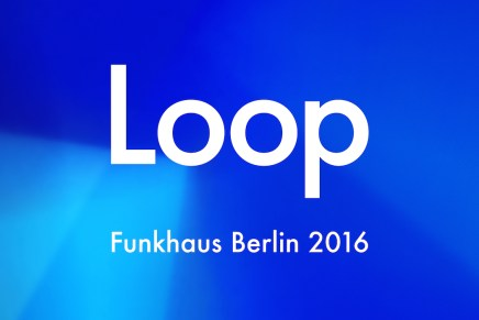 Ableton event Loop 2016 coming to Berlin Funkhaus