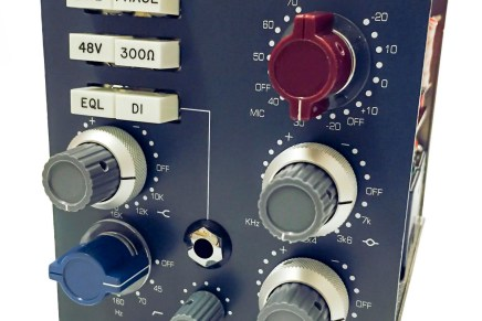 BAE Audio announces European rollout of 10DCF compressor and 500 Series vintage equalisers