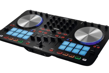 Reloop accounces the Beatmix 4 MK2 DJ controller