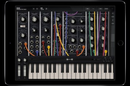 Moog announces Model 15 synthesizer app for iOS