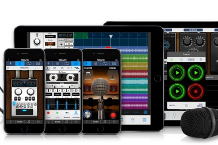 IK Multimedia releases VocaLive 3 for iPhone and iPad