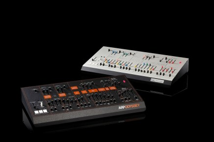Korg announces ARP Odyssey desktop modules