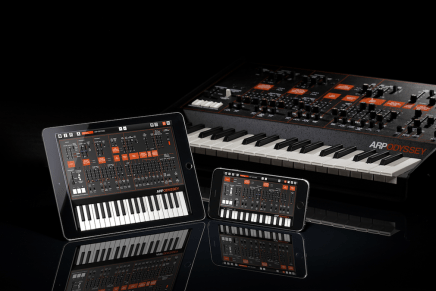 Korg announces ARP ODYSSEi for iOS