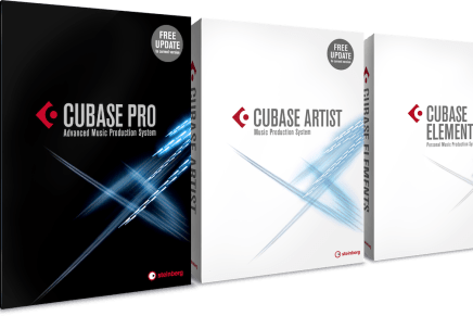 Steinberg unveils latest line-up of Cubase Music Production Software