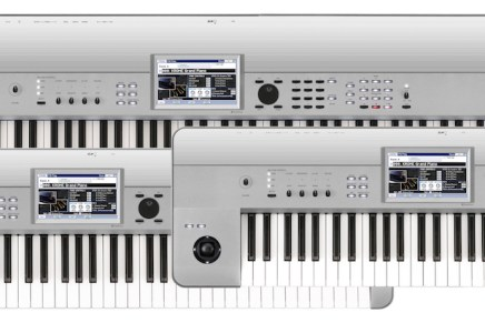 KORG announces KROME music workstation Platinum Limited edition synthesizer