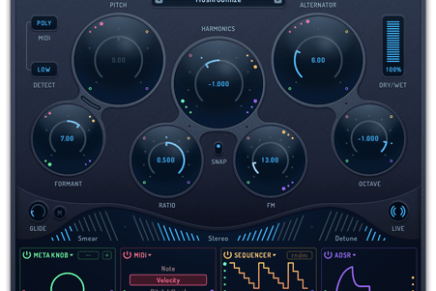 Electronic Duo Infected Mushroom and Polyverse announces beta version of Manipulator plug-in