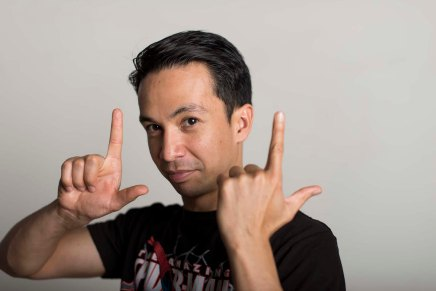Denon DJ announces DJ and producer Laidback Luke as brand amassador