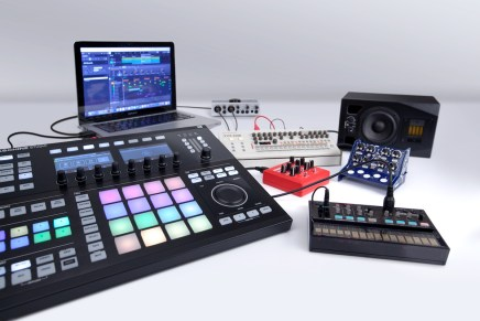 Native Instruments Releases Maschine software update
