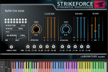 Laboratory Audio StrikeForce: Cinematic Percussion – Gearjunkies Review