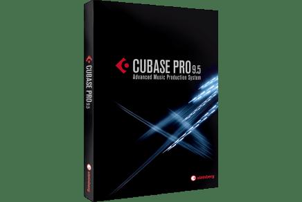 Steinberg unviels Cubase 9.5 software