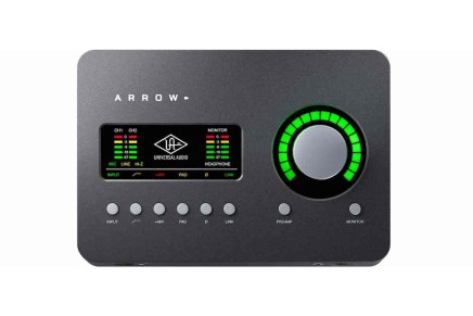 Universal Audio announces Arrow Thunderbolt 3 audio interface