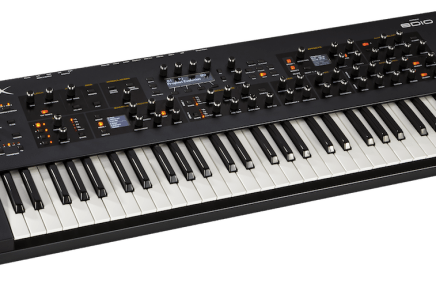 Dave Smith Instruments Announces Sequential Prophet X Synthesizer – Featuring Samples-plus-Synthesis Sound Engine