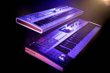 Arturia announces KeyLab MkII MIDI keyboard controller with CV in- and outputs