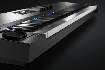 Native Instruments announces new KOMPLETE KONTROL S88 fully-weighted, hammer-action MIDI keyboard