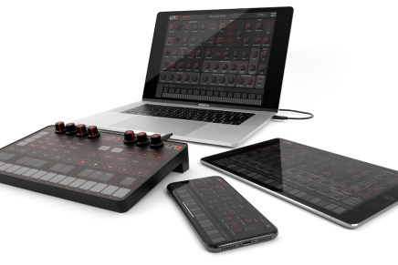 IK Multimedia releases UNO Synth Editor on Mac, PC and iOS