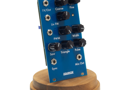 Equinox Synth brings cheap Eurorack modules to your modular synthesizer system