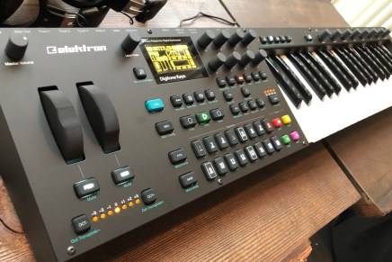 Elektron announces Digitone keys